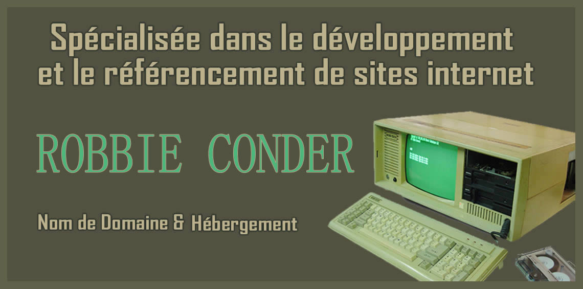 Conception site web et developpement de site internet